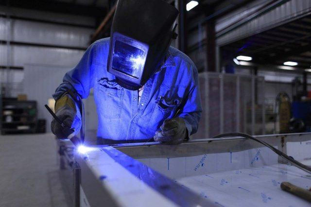Lasersvetsning underlättar tillverkning
