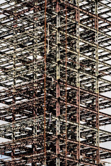 Ett stabilt bygge